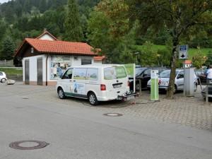 Stromtankstelle: Bahnhof, Oberstaufen (Ladenetz/The New Motion)