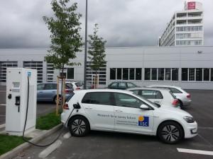 Schnellladesäule: Marktstrasse, Kreuzlingen (Ost-mobil)