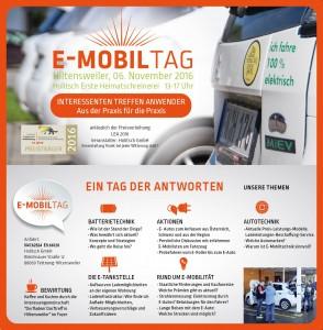 2. E-Mobiltag in Tettnang