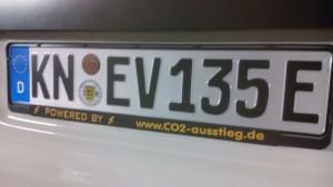 E-Kennzeichen